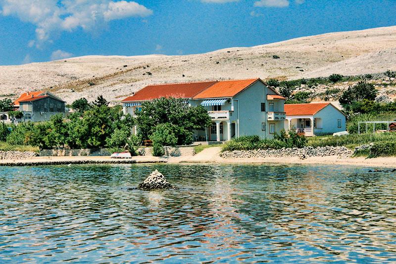 Appartamenti A Pag Croazia